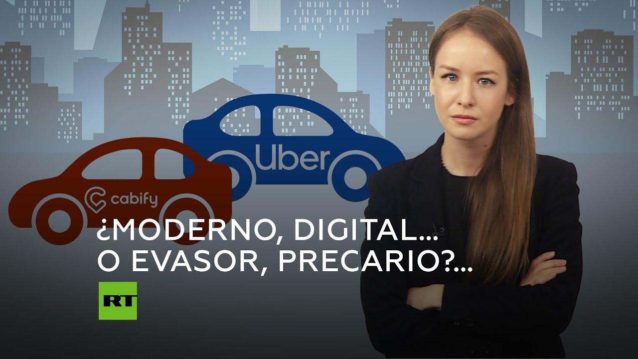 Uber, Cabify y otras